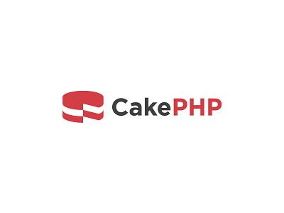 CakePHP Logo framework identity brand branding design logo php cakephp