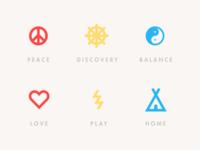 LSA Symbols