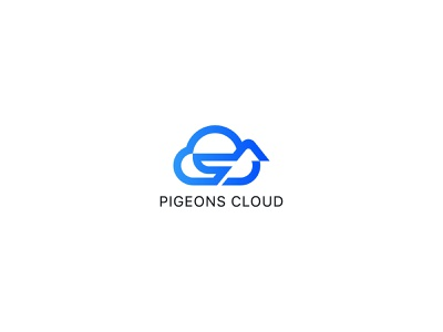 pigeons pigeons cloud logo