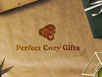 Perfect Cozy Gifts (UK Limited) branding icon logo