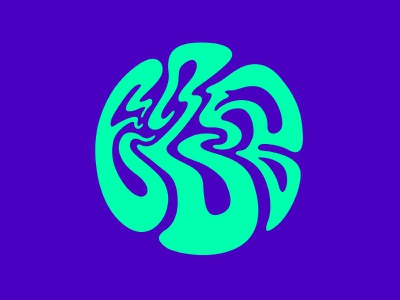 Ezb letters psychedelic lettering psychadelic