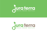 @JuraTerra - Ecology project from Slovakia ♻️#LogoDesign