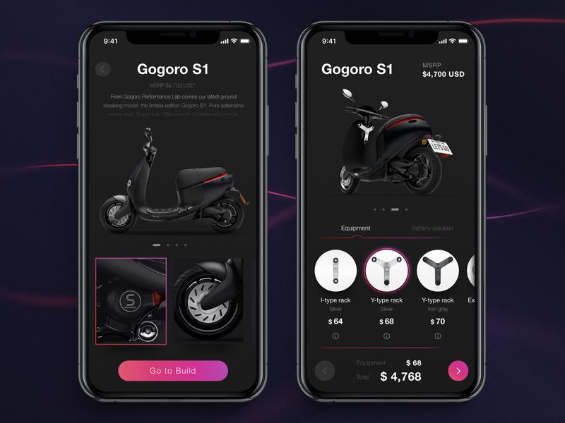 #33 - Customize Product | Gogoro
