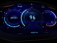 #34 - Car Dashboard
