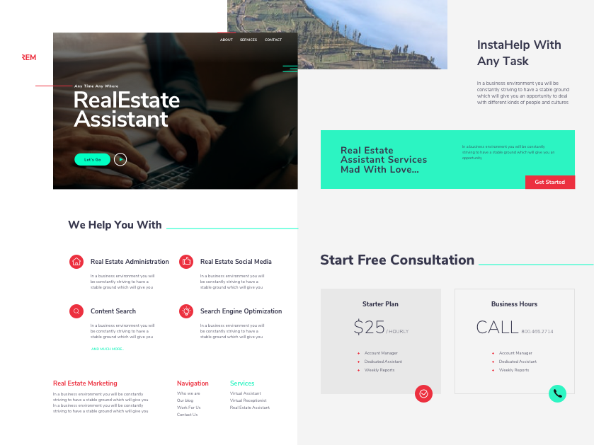 Real Estate graphic ux design ux real estate uidesign ui