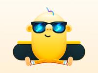 Sunny Skater