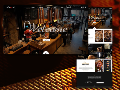 Coffe Shop Web