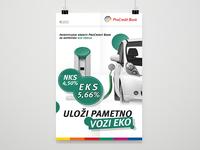 ProCredit Bank Eco Visual