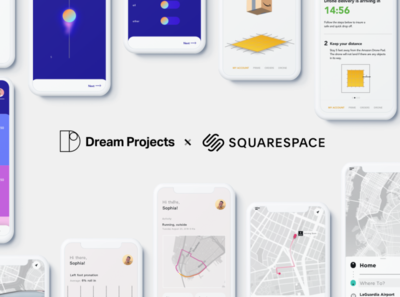 Dream Projects – Squarespace Brief