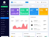 Star Ecommerce Dashboard