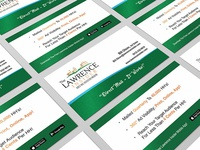 Lawrence Insider Business Cards