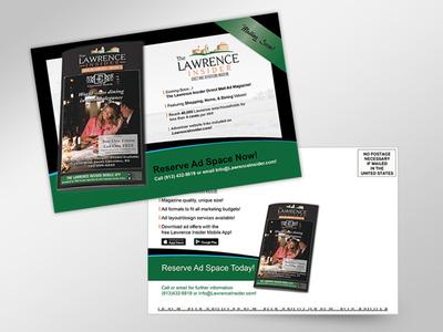 The Lawrence Insider - Teaser Postcard