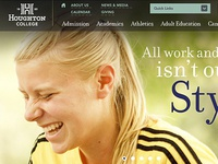 Houghton Edu Homepage