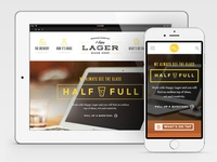 Happy Lager Responsive