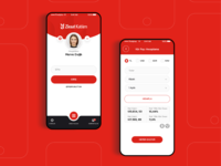 Participation bank app concept design