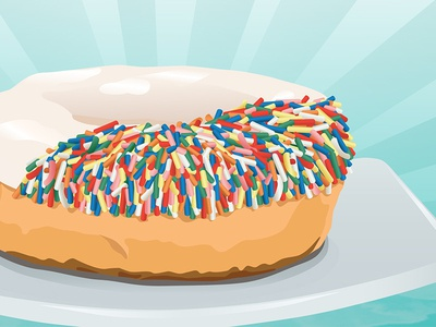 The Glory Of Donut
