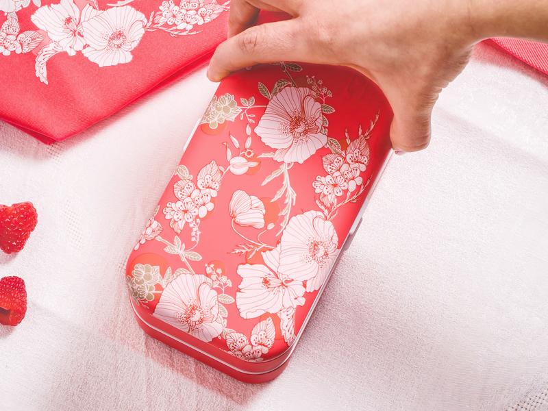 Surface Design MonBento pattern pattern design surface design surface pattern illustration floral design design