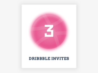3 Dribble Invites