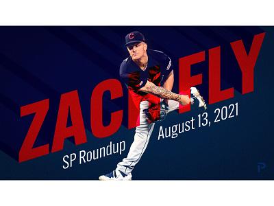 SP Roundup Graphic @pitcherlist guardians mlb sports design fantasy baseball