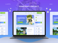 MineCraft Project Game template