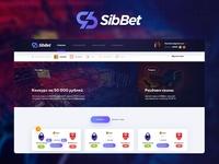 SibBet —  Online eSports bets