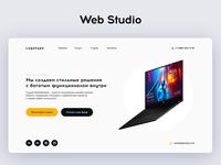 Web Studio Design Concept v1