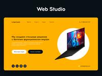 Web Studio Design Concept v2