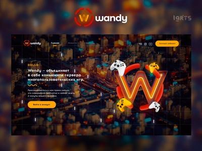 Wandy — Game Community