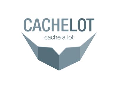 Cachelot Logo logo logotype identity cache icon design comics