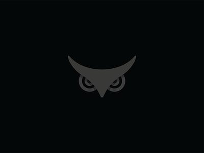 Owl Mark sunny prakash illustrator logomark owl logo icon illustration owl