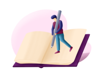 Homework - ( 14/100 ) Daily Illustration Challenge