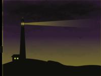 Lighthouse - (42/100 ) Daily Illustration Challenge