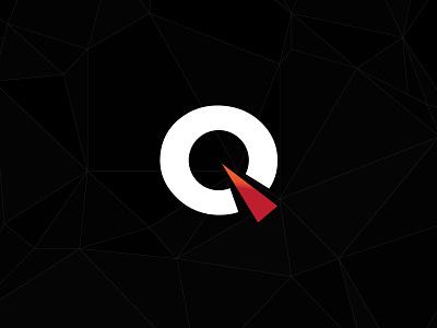 Obvium* Q creatitive branding monogram logo