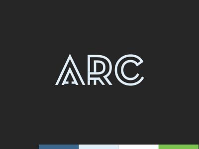 Arc V2 logotype logo arc