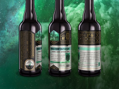 Bottle Logic 2020 Stasis Beers (so far) design branding package design craft beer