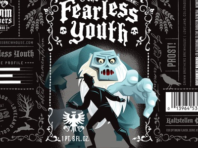 Grimm Brothers Fearless Youth Munich Dunkel