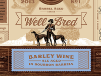 Copper Kettle Well Bred Barley Wine