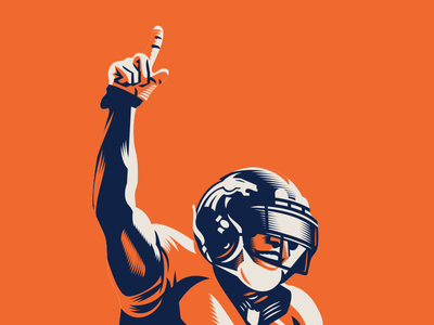 Chris Harris Jr. Illustration