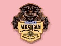 Copper Kettle Mexican Chocolate Stout Variants - Vanilla Bean