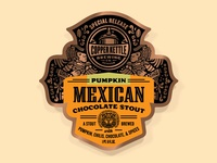 Copper Kettle Mexican Chocolate Stout Variants - Pumpkin
