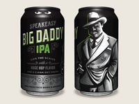 Speakeasy Big Daddy IPA Can