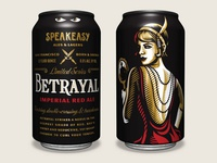 Speakeasy Imperial Red Ale Can