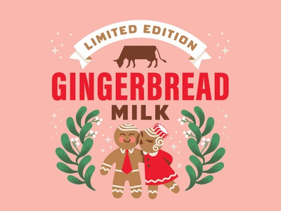Turner's Limited Edition Gingerbread Milk