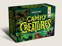 Campy Creatures Game Box