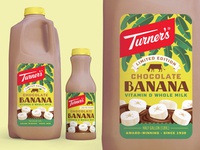 Turner's Chocolate Banana