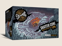 Seismic Brewing Co. Shattercone IPA 6-pack