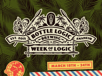 Bottle Logic Week of Logic 2018 Teaser