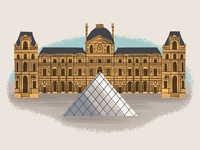 Caper Districts - The Louvre (10/23)