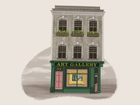 Caper Districts - The Art Gallery (12/23)