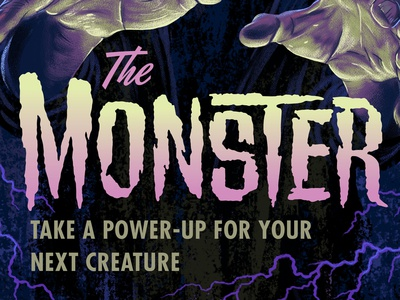 Campy Creatures Expansion I - Monster Type